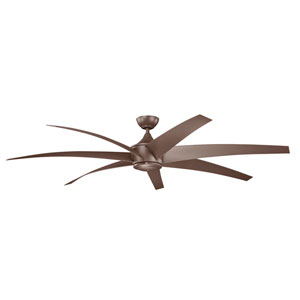 Lehr Coffee Mocha Indoor and Outdoor Ceiling Ceiling Fan