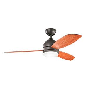 Vassar Olde Bronze 52-Inch LED Ceiling Fan