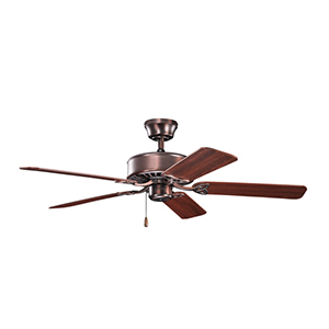 Renew Oil Brushed Bronze Ceiling Fan