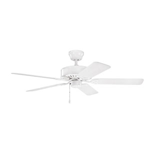 Renew White Ceiling Fan