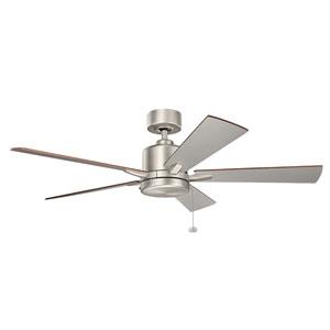 Bowen Brushed Nickel 52-Inch Ceiling Fan