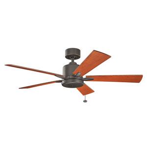 Bowen Olde Bronze 52-Inch Ceiling Fan