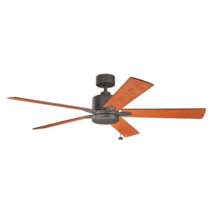 Bowen Olde Bronze 60-Inch Ceiling Fan