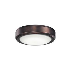 Arkwright Oil Brushed Bronze LED Fan Light Kit