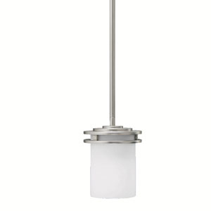 Hendrik Brushed Nickel Mini Dome Pendant