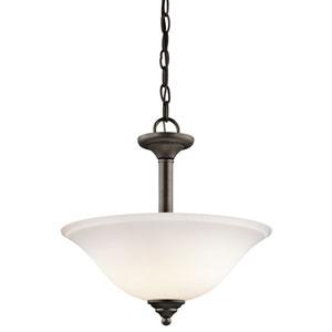 Armida Olde Bronze LED Two-Light Pendant