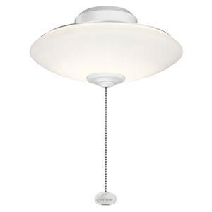 380030MUL 10-Inch Low Profile LED Bowl Fan Light Kit