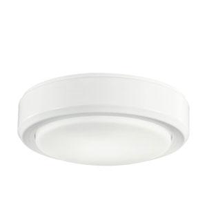 White Arkwright Ceiling Fan Light Kit