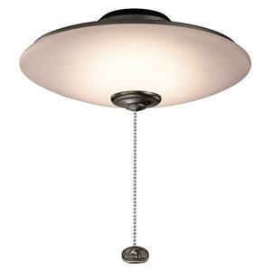 380931MUL 11.5-Inch Low Profile Wet Location LED Fan Light Kit