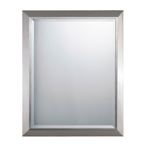 Chrome Rectangular Mirror