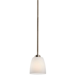 Granby Brushed Pewter One-Light Mini Pendant