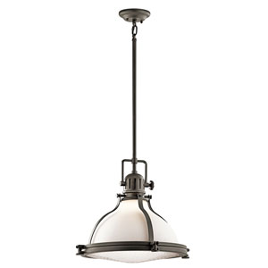 Hatteras Bay Olde Bronze One-Light Pendant