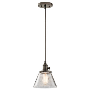 Avery Olde Bronze One-Light Pendant
