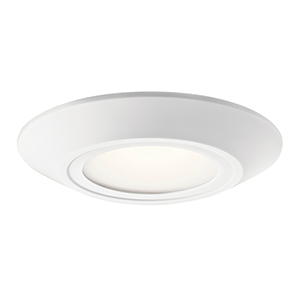 Horizon II White 6-Inch LED 2700K Downlight