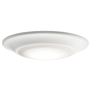 Downlight Gen I White 6-Inch LED 2700K Downlight