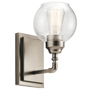 Niles Antique Pewter 6-Inch One-Light Wall Sconce