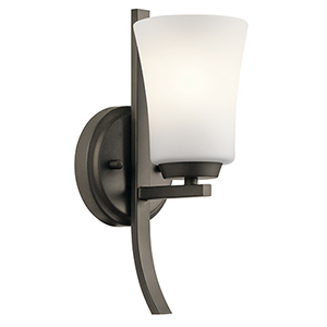 Tao Olde Bronze 5-Inch One-Light Wall Bracket