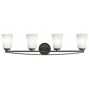 Tao Olde Bronze 34-Inch Four-Light Bath Light
