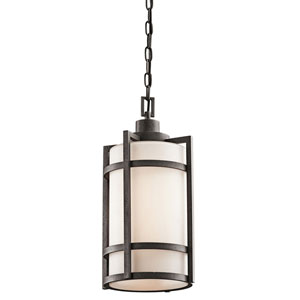 Camden Anvil Iron One-Light Outdoor Pendant