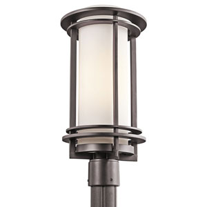 Pacific Edge Architectural Bronze Outdoor Post Lantern Light