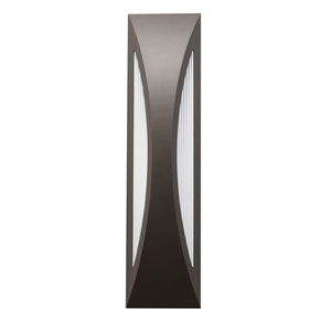 Cesya Architectural Bronze 12-Light LED Outdoor Small Wall Sconce