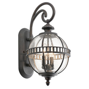 Halleron Londonderry One-Light Outdoor Wall Mount