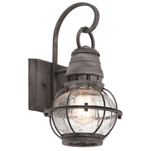 Bridge Point Londonderry One-Light Outdoor Wall Mount