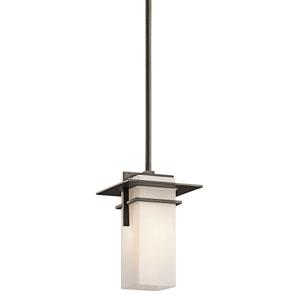 Caterham Olde Bronze One-Light Indoor/Outdoor Mini Pendant