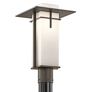 Caterham Olde Bronze Outdoor Post Lantern Light