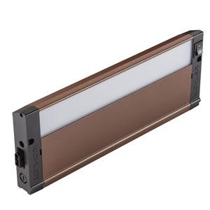 4U27K12BZT Bronze Textured 4U  12-Inch 2700K LED Undercabinet Light