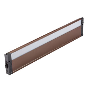 4U30K22BZT Bronze Textured 4U LED  22-Inch 3000K Undercabinet Light