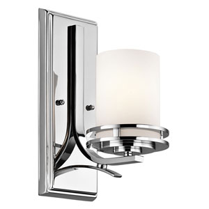 Hendrik Chrome Wall Mounted Bath Fixture