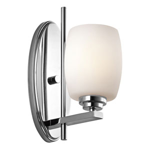 Eileen Chrome Wall Mounted Bath Fixture