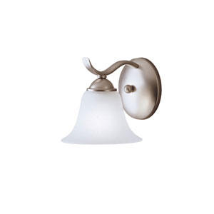 Dover Brushed Nickel One-Light Wall Sconce