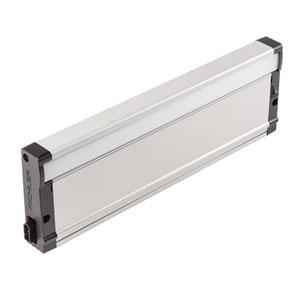 8U27K12NIT Nickel Textured 8U LED 12-Inch Undercabinet Light