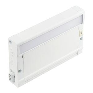 8U30KM07WHT Textured White 8U 7-Inch LED 3000K Undercabinet Light  Modular Only