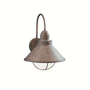Seaside Brick Lantern-Large