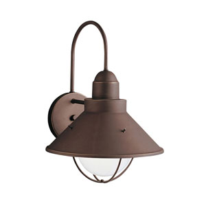 Seaside Large Outdoor Wall-Mounted Fixture