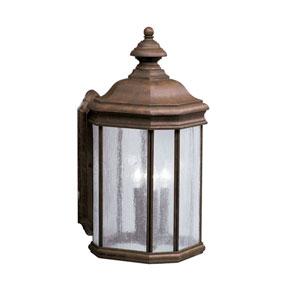 Kirkwood Tannery Bronze Outdoor Wall-Mounted Lantern