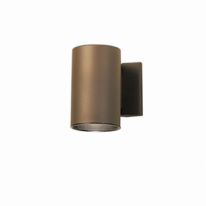 Architectural Bronze Wall Light