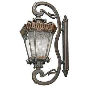 Tournai Londonderry Five-Light Outdoor Wall Lantern