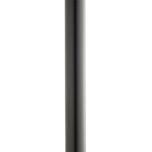 Black Ladder Rest Steel Post
