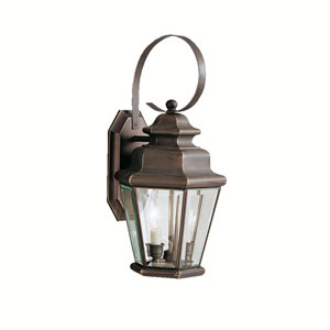 Savannah Estates Small Outdoor Wall Mount
