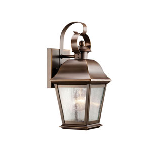 Mount Vernon Small Outdoor Wall Mount