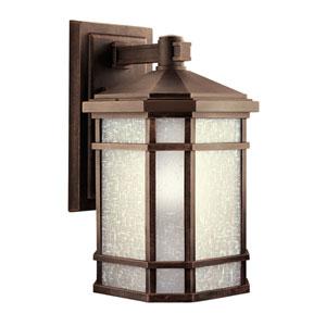 Cameron Prairie Rock Outdoor Wall-Mount Lantern