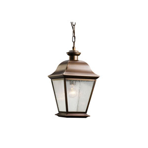 Mount Vernon Olde Bronze Outdoor Hanging Pendant