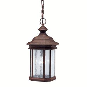 Kirkwood Tannery Bronze Outdoor Pendant Lantern