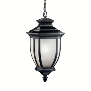 Salisbury Black Outdoor Pendant