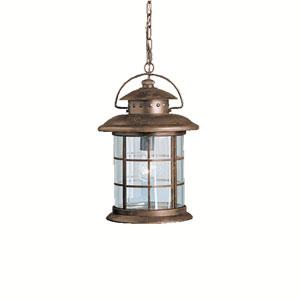 Rustic Outdoor Hanging Lantern