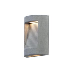 Boardwalk Graystone 10-Inch Two-Light LED Wall Sconce